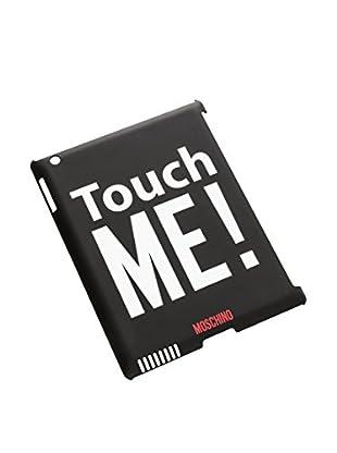 MOSCHINO Case iPad schwarz
