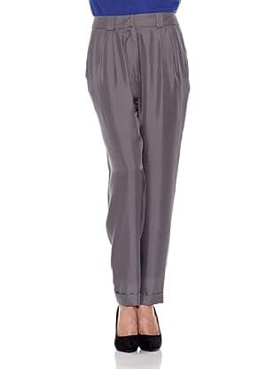 Pepe Jeans London Seidenhose Julie (Grau)