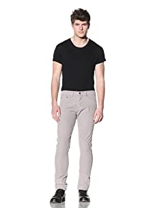 SPURR Men's Washed Corduroy Pant (Grey)