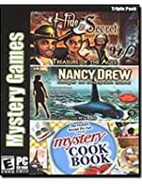 Mystery Games Triple Pack: Hide & Secret/Nancy Drew/Mystery Cookbook (PC)