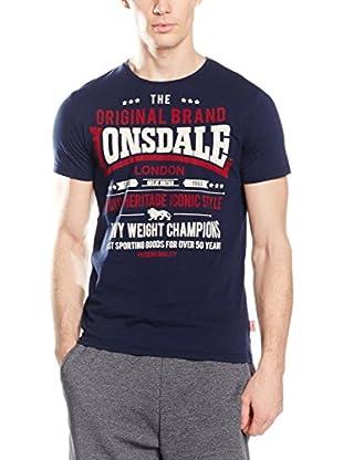 Lonsdale Camiseta Manga Corta Wembury