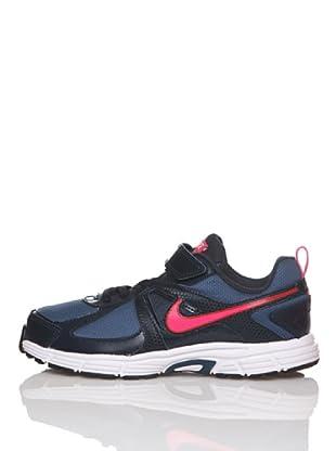 Nike Zapatillas Running Dart 9 (Psv) (Negro)