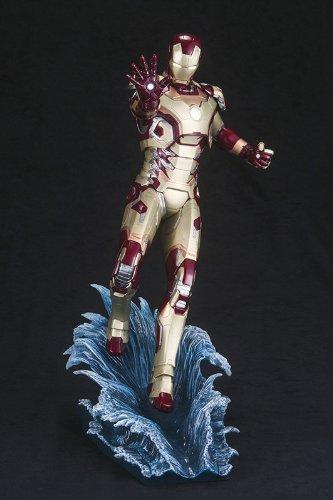 アイアンマン3 ARTFX アイアンマン MARK42 (1/6スケール PVC塗装済み簡易組立てキット)