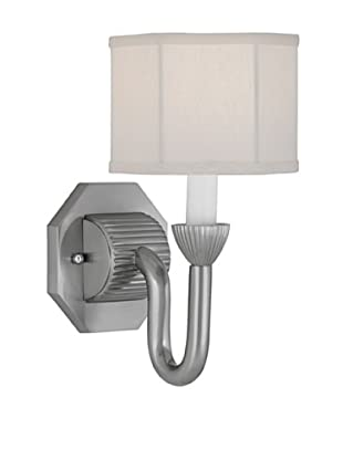 Remington Lamp Wall Sconce (Satin Nickel)