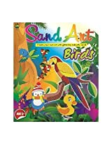 Apple Fun Sand Art Kit - Birds