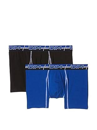 Dim Pack x 2 Bóxers Coton 3D Flex