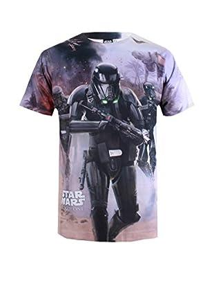 Star Wars T-Shirt Beach Battle