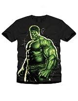 Hulk Black T shirt