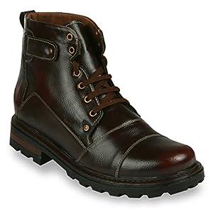 Bacca Bucci Maroon Men Boots Rf 2014 914