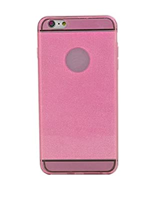 imperii Hülle Tpu Gel Hole Logo Bright Iphone 6 rosa