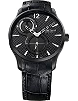 Louis Erard Analog Black Dial Men Watch - 53209AN02.BDC26