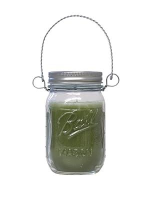 Northern Lights 12-Oz. Fresh Pear Mason Jar Candle
