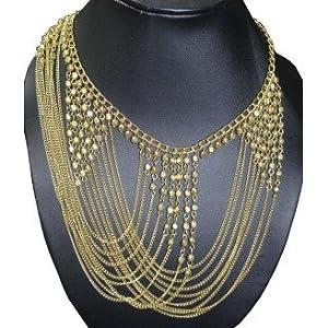 Multi Chain Nacklace
