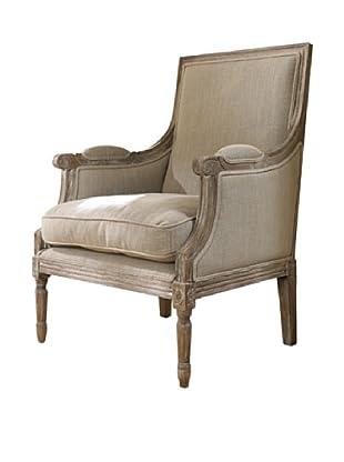Padma's Plantation Carolina Beach Lounge Chair, Sand Linen