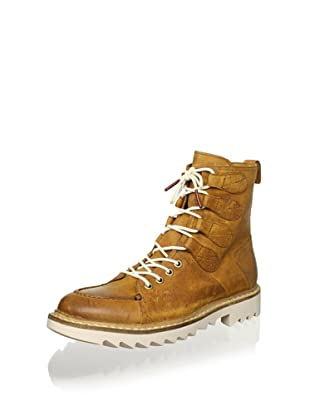 J SHOES Men's Endure Lace-Up Boot (Cashew)