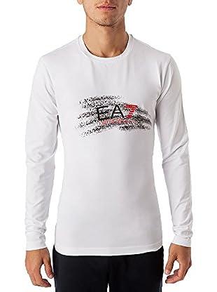 Emporio Armani 7 Camiseta Festos (Blanco)