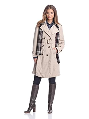 Rainy day chic giacche trench voga italia donne for Lavanderia francese