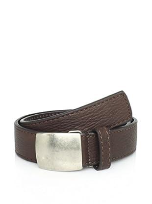 Vintage Bison Men's Redwood Belt (Moccasin Chocolate)