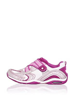 Stride Rite Kid's SRT PS Macie Sneaker (Toddler/Little Kid) (Magenta)
