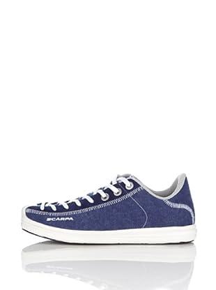 Scarpa Zapatillas Visual (Azul Marino)