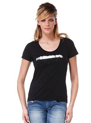 Diesel Camiseta Tictor B (negro)