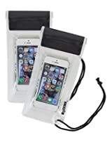 Seattle Sports H2Zero ePocket/Pair Bag, Clear
