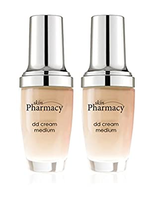 Skin Pharmacy 2er Set DD Creme. Medium (2 x 30 ml) 60 ml, Preis/100 ml: 66.58 EUR