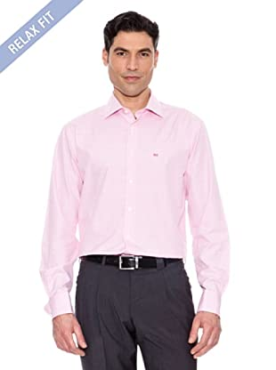 Pedro Del Hierro Camisa Gales (Rosa)
