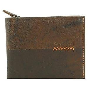 Fastrack TD 5737 Men's Wallet-Brown