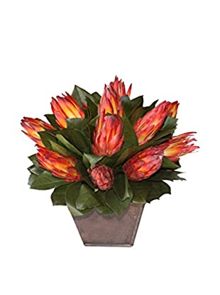 Forever Green Art Protea In Azar