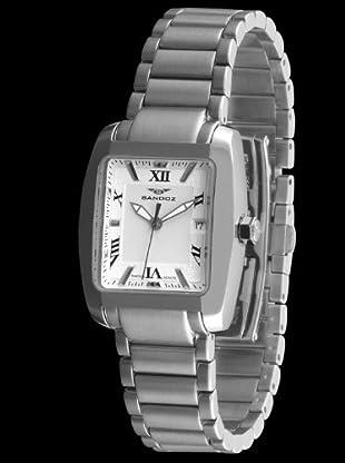 Sandoz 72546-00 - Reloj Col. Diver Acero Señora blanco