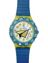 Maxima Analog White Dial Children's Watch - 04476PPKW