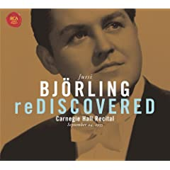 Bjorling Rediscovered (Dig)
