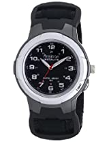 Armitron Men's Black Resin Analogue Watch - 204067