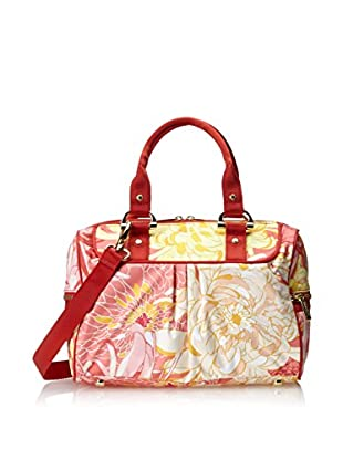 LeSportsac Signature Women's Small Satchel, Morning Mum