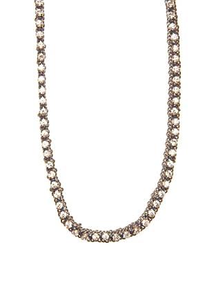 Lola Casademunt Collar Brillos Oro Viejo Única