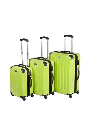 Vior Trolley-Set 3tlg. (Limette)