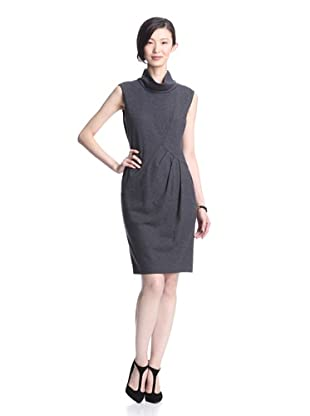 Lafayette 148 New York Women's Sleeveless Robin Dress (Smoke)