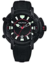 NAUTICA Analog Black Dial Men's Watch - A36004X