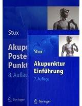 Akupunktur - Einführung und Poster