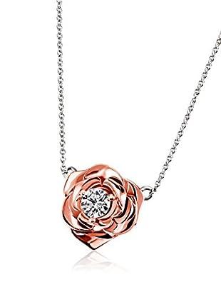 Goldmaid Halskette silber/roségold