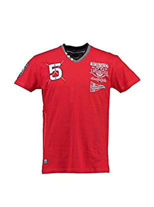 Geographical Norway T-Shirt Jeofingers