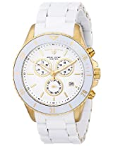 Swiss Legend Women's 93609-YG-22 Luminoso Analog Display Swiss Quartz White Watch