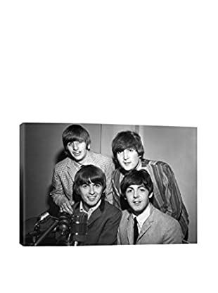 Retro Images The Beatles #8 Archive Gallery-Wrapped Canvas Print