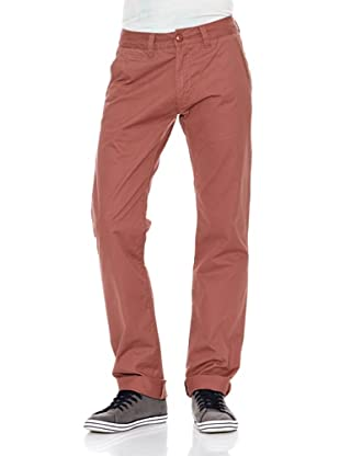 Springfield Pantalón Colour Chino (Teja)