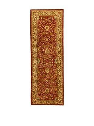 L'Eden del Tappeto Teppich Agra beige/braun 253t x t85 cm