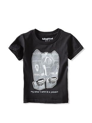 Ex-Boyfriend Boy's My Other T-Shirt is a Jet Pack T-Shirt (Black)