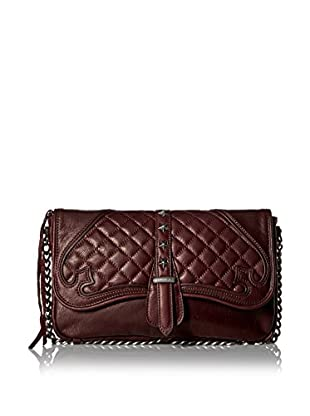 Ash Women's Iggy Clutch, Dark Wine