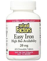 Natural Factors Tablets Multivitamin Ad Hi-Potency