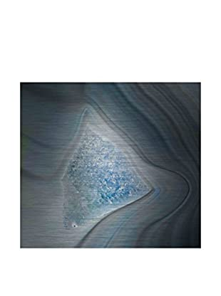 Marmont Hill Crystal Shards Aluminum Wall Art